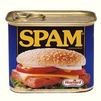 SPAM is back!
