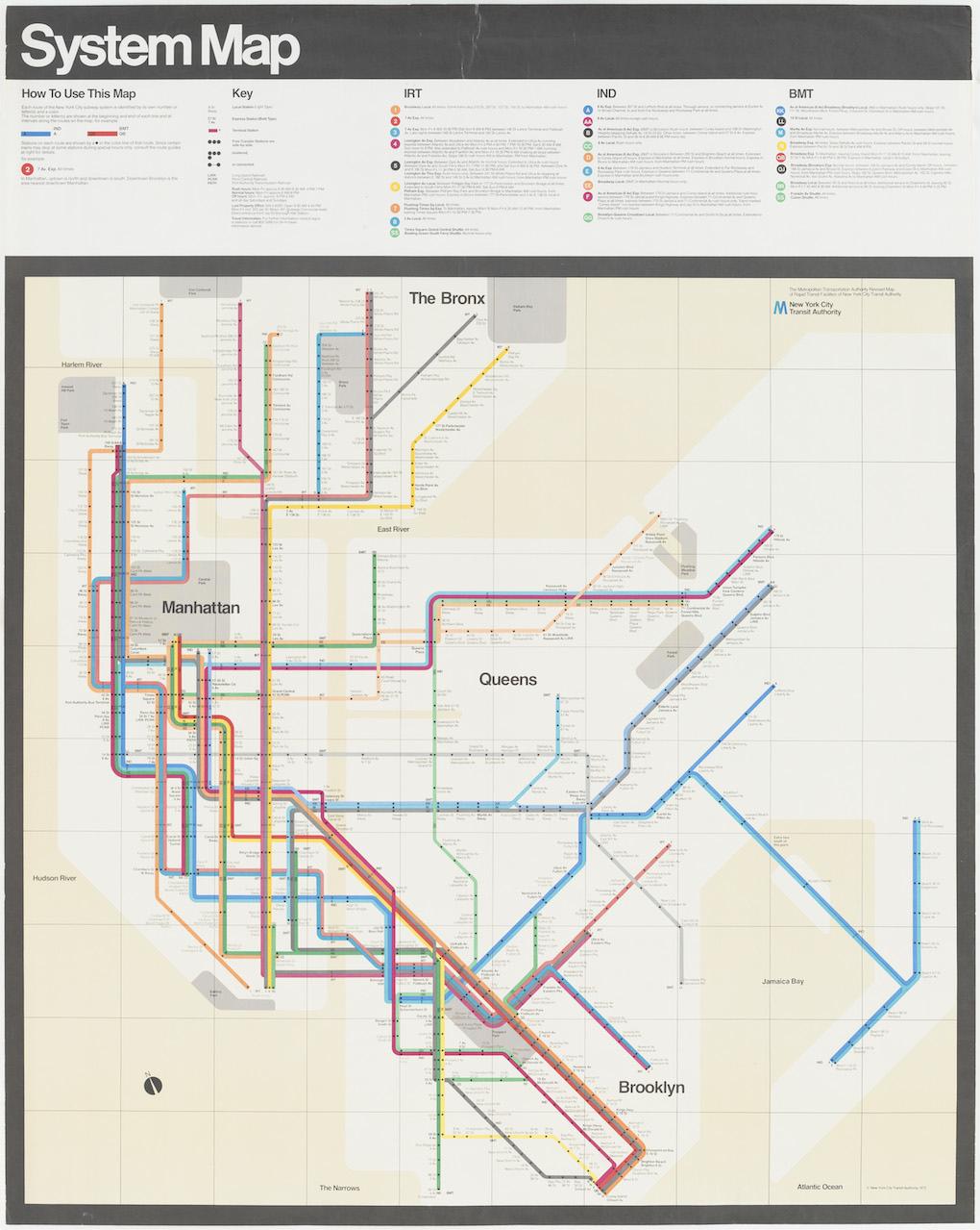 Massimo Vignelli Subway Map Connections.Massimo Vignelli Wiliam Blog