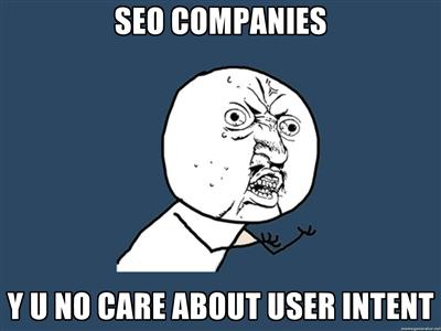 SEO companies - are not so good anymore
