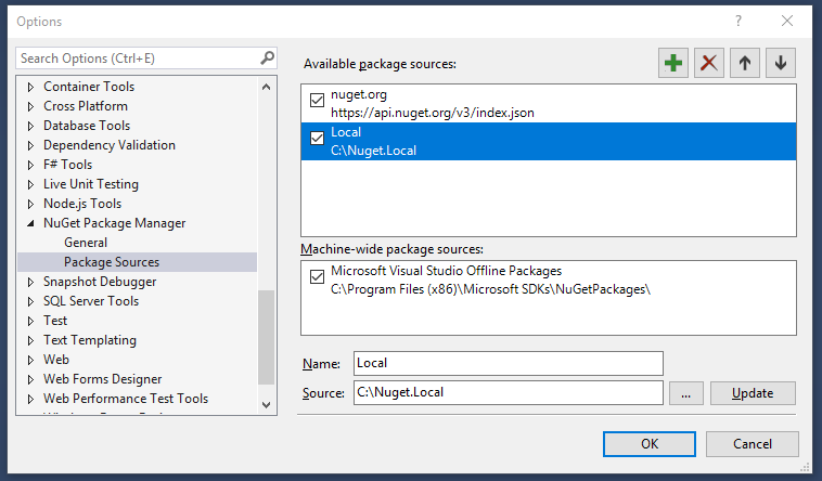 Creating a Nuget Package | Wiliam Blog